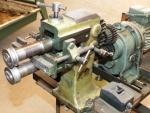 Motorlu Kordon Çekme Makinesi