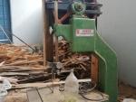 Kaba Talaş Üretim Makinesi
