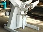 Pnömatik Frenli Rulo Açma Makinesi
