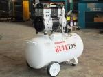 Kuletaş Süper Sessiz Yağsız Hava Kompresörü 50 Litre